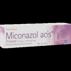 MICONAZOL acis Zinkpaste