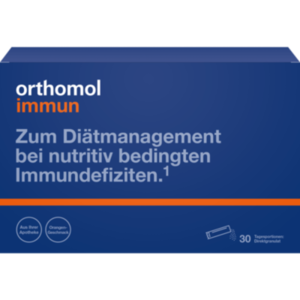 ORTHOMOL Immun Direktgranulat Orange