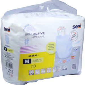 SENI Active Normal Inkontinenzslip Einmal M