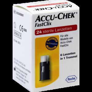 ACCU-CHEK FastClix Lanzetten