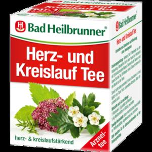 BAD HEILBRUNNER Herz- und Kreislauftee N Fbtl.