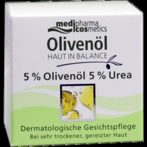 HAUT IN BALANCE Olivenöl Gesichtspflege 5%