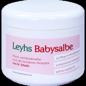 LEYHS Babysalbe