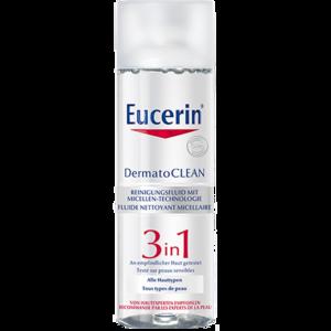 EUCERIN DermatoCLEAN 3in1 Fluid