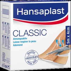 HANSAPLAST Classic Pflaster 4 cmx5 m