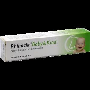 RHINOCLIR Baby & Kind Balsam