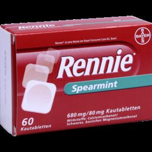 RENNIE Spearmint Kautabletten