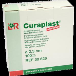 CURAPLAST Strips sensitiv rund 23 mm