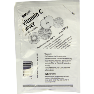 ASCORBINSÄURE Vitamin C Nachf. Pulver