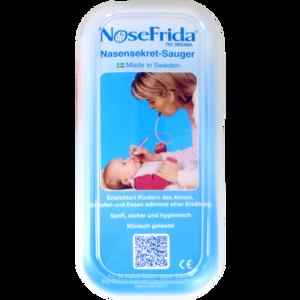 NOSEFRIDA Nasensekret-Sauger