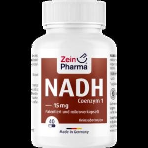 NADH MICRO effect Kapseln 15 mg