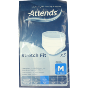 ATTENDS Stretchfit Hose medium