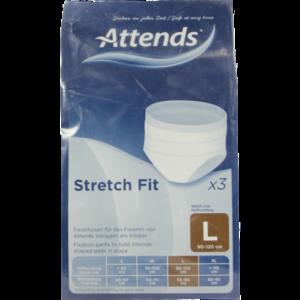 ATTENDS Stretchfit Hose large