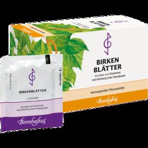 BIRKENBLÄTTER Tee Filterbeutel