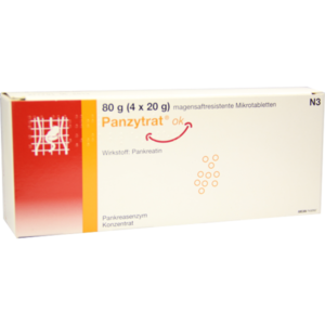 PANZYTRAT ok magensaftresistente Mikrotablette