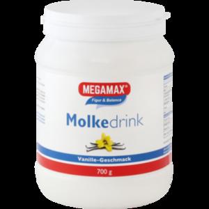 MOLKE DRINK Megamax Vanille Pulver