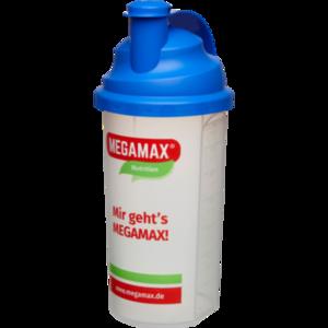 MEGAMAX Mixbecher blau