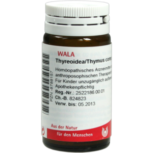 THYREOIDEA/Thymus comp.Globuli