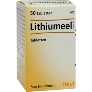 LITHIUMEEL comp.Tabletten