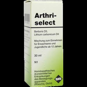 ARTHRISELECT Tropfen