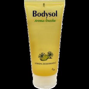 Bodysol Aroma-Duschgel Lemon-Zedernholz