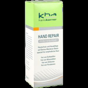HANS KARRER Hand Repair MikroSilber Creme