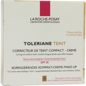 ROCHE-POSAY Toleriane Teint Comp.Cre.15/R Puder