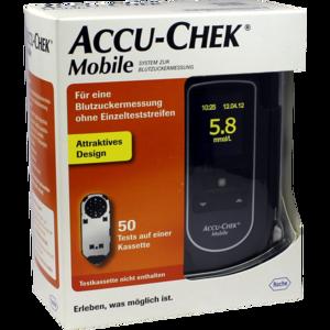 ACCU-CHEK Mobile Set mmol/l III