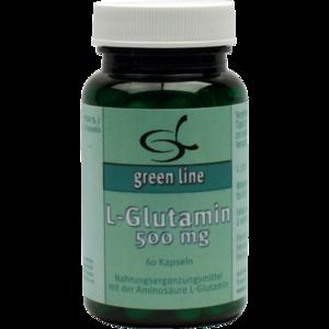 L-GLUTAMIN 500 mg Kapseln
