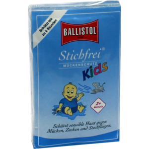 STICHFREI Kids Creme Sachets