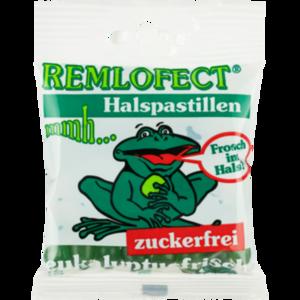 REMLOFECT Halspastillen zuckerfr.eukalypt.frisch
