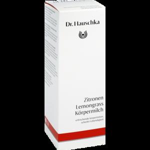 DR.HAUSCHKA Zitronen Lemongrass Körpermilch