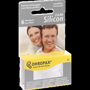 OHROPAX Silicon Clear