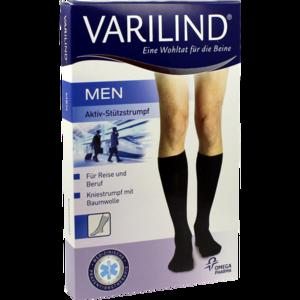 VARILIND Men 180den AD XL Baumwolle schwarz