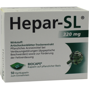 HEPAR-SL 320 mg Hartkapseln