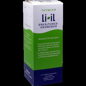 THYMIAN LI-IL Erkältungs-Arzneibad