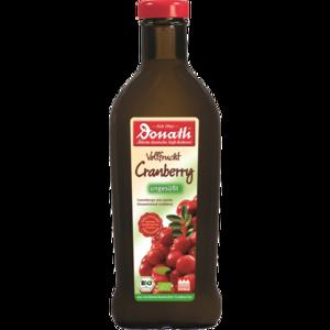 DONATH Vollfrucht Cranberry ungesüßt Bio