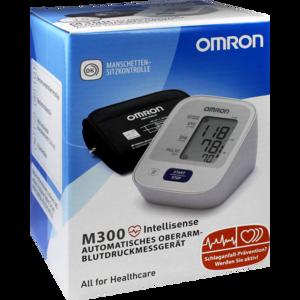 OMRON M300 Oberarm Blutdruckmessgerät HEM-7121-D