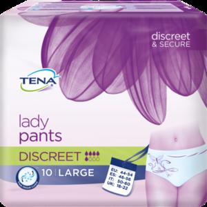 TENA LADY Pants Discreet L