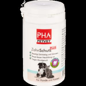 PHA ZahnSchutz Plus Pulver f.Hunde/Katzen