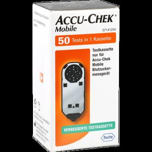 ACCU CHEK Mobile Testkassette