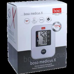 BOSO medicus X vollauto.Oberarm Blutdruckmessgerät