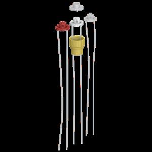 MEDELA Brusternährungsset SNS 3er-Set Schläuche