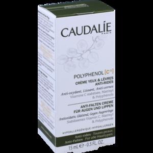 CAUDALIE PC15 Anti-Falten Augen- und Lippencreme