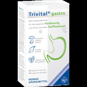 TRIVITAL gastro Kapseln