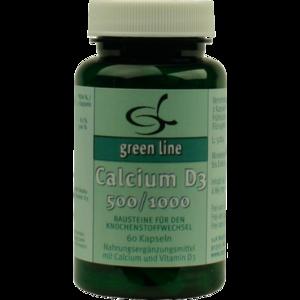 CALCIUM D3 500/1.000 Kapseln