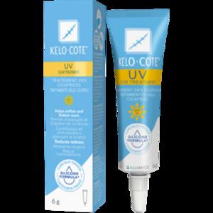 KELO-cote UV Silikon Narbengel LSF 30