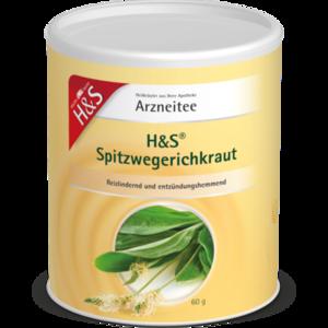 H&S Spitzwegerichkraut lose