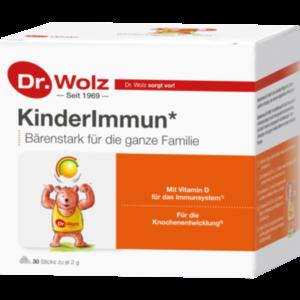 KINDERIMMUN Dr.Wolz Pulver