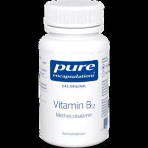 PURE ENCAPSULATIONS Vitamin B12 Methylcobalamin